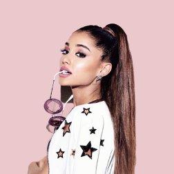 #3 Ariana Grande - 136 plays