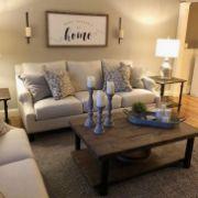 20 + Home Decor Ideas Living Room Rustic Farmhouse Style Ideas 19