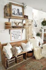 20 + Home Decor Ideas Living Room Rustic Farmhouse Style Ideas 26