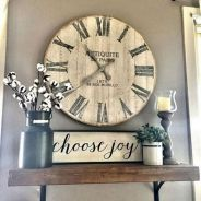 20 + Home Decor Ideas Living Room Rustic Farmhouse Style Ideas 35