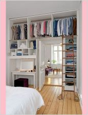 15+ Storage Ideas For Small Spaces Bedroom 13