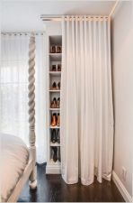 15+ Storage Ideas For Small Spaces Bedroom 15