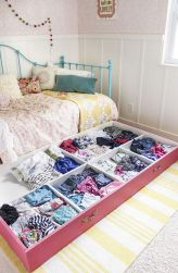 15+ Storage Ideas For Small Spaces Bedroom 24