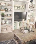 23 + Reason You Didn't Get Farmhouse Decor Living Room Rustic Wall 31