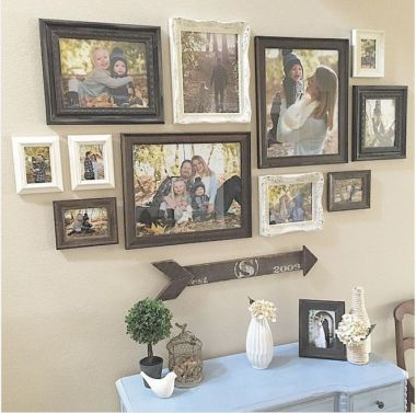 23 + Reason You Didn't Get Farmhouse Decor Living Room Rustic Wall 32