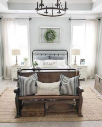 25+ Most Popular Master Bedroom Ideas Rustic Romantic Country 25