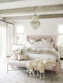 25+ Most Popular Master Bedroom Ideas Rustic Romantic Country 33