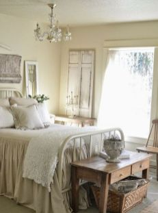 25+ Most Popular Master Bedroom Ideas Rustic Romantic Country 39