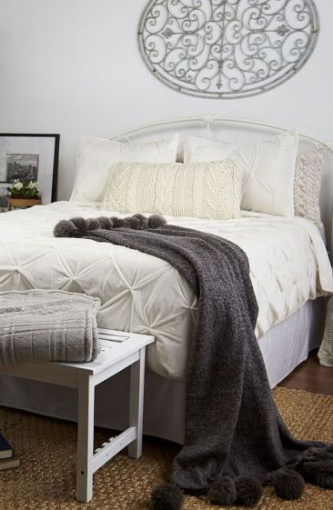 25+ Most Popular Master Bedroom Ideas Rustic Romantic Country 42