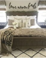 25 + That Will Motivate You Master Bedroom Ideas Rustic Farmhouse Style Bedding 19