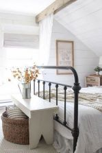 25 + That Will Motivate You Master Bedroom Ideas Rustic Farmhouse Style Bedding 34