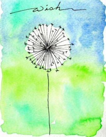 33 + Most Popular Ways To Watercolor Paintings Easy Step By Step Flower 7