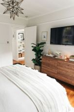 45+ Outstanding Millennial Small Master Bedroom Ideas On A Budget Diy Decor 3