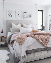 45+ Outstanding Millennial Small Master Bedroom Ideas On A Budget Diy Decor 5