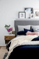 45+ Outstanding Millennial Small Master Bedroom Ideas On A Budget Diy Decor 56