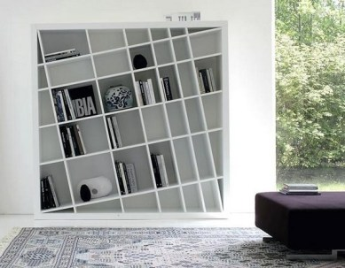 The New Fuss About Unique Bookshelves 86