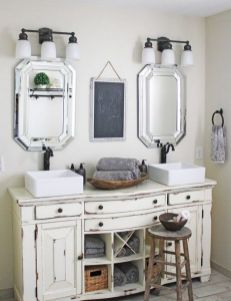 The Secret To French Country Bathroom 129