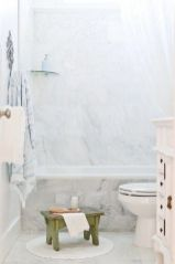 The Secret To French Country Bathroom 17