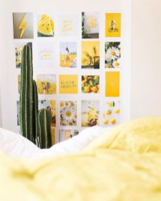 Top Yellow Aesthetic Bedroom Reviews! 91