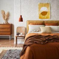 40+ Powerful Tips For Earth Tone Bedroom You Can Begin To Use Immediately 43