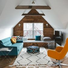 The Definitive Strategy For Attic Living Room Ideas 222