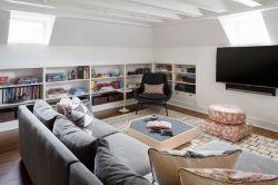 The Demise Of Attic Tv Room 27