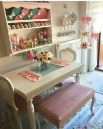 35+ If You Read Nothing Else Today, Read This Report On Shabby Chic Dining Room 6