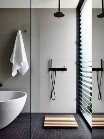 35+ Minimal Bathrooms Secrets That No One Else Knows About 238