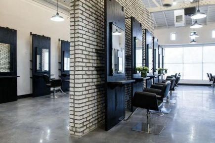 35+ Outrageous Salon Station Ideas Tips 153