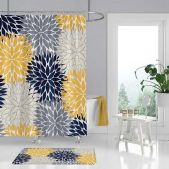 35+ The Appeal Of Yellow Bathroom Decor 11