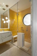 35+ The Appeal Of Yellow Bathroom Decor 150