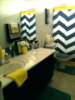 35+ The Appeal Of Yellow Bathroom Decor 219