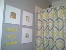 35+ The Appeal Of Yellow Bathroom Decor 234