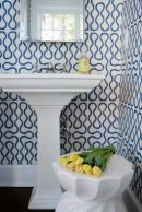 35+ The Appeal Of Yellow Bathroom Decor 266
