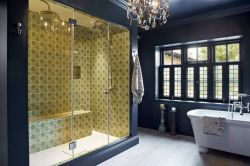 35+ The Appeal Of Yellow Bathroom Decor 306