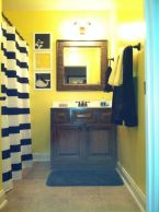 35+ The Appeal Of Yellow Bathroom Decor 325
