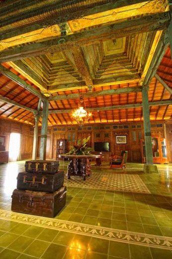 35+ The Hidden Treasure Of Joglo House Yogyakarta 309
