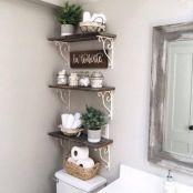 36+ Floating Shelves For Bathroom Reviews & Guide 109