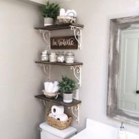 36+ Floating Shelves For Bathroom Reviews & Guide 109