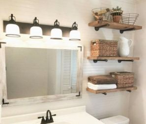 36+ Floating Shelves For Bathroom Reviews & Guide 137