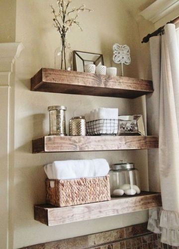36+ Floating Shelves For Bathroom Reviews & Guide 197