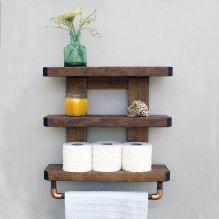 36+ Floating Shelves For Bathroom Reviews & Guide 2