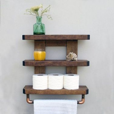 36+ Floating Shelves For Bathroom Reviews & Guide 2