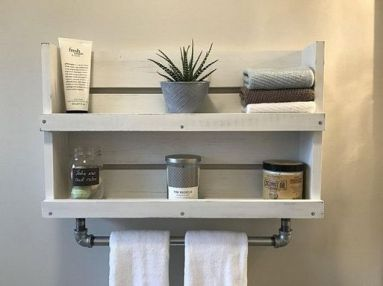 36+ Floating Shelves For Bathroom Reviews & Guide 207