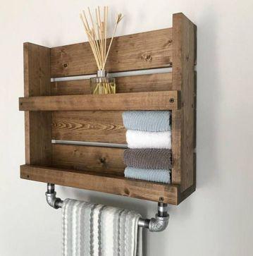 36+ Floating Shelves For Bathroom Reviews & Guide 237