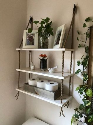 36+ Floating Shelves For Bathroom Reviews & Guide 250