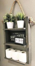 36+ Floating Shelves For Bathroom Reviews & Guide 70