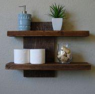36+ Floating Shelves For Bathroom Reviews & Guide 77