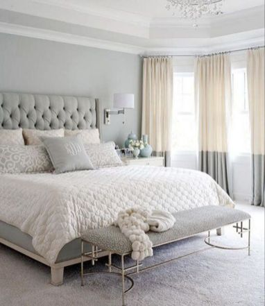 37+ Here's What I Know About Small Master Bedroom Makeover Ideas On A Budget 197