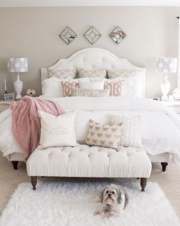 37+ Here's What I Know About Small Master Bedroom Makeover Ideas On A Budget 276